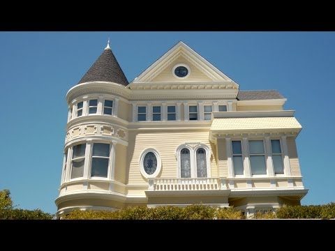 San Francisco's $30 Million Urban Mansion