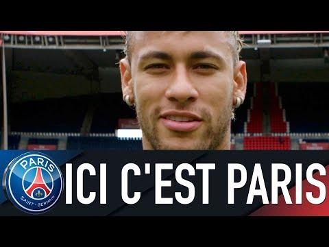 ICI C'EST PARIS BY NEYMAR JR