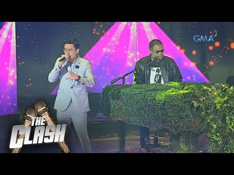 The Clash: Jay Durias and Christian Bautista light up the Clash Arena with a duet