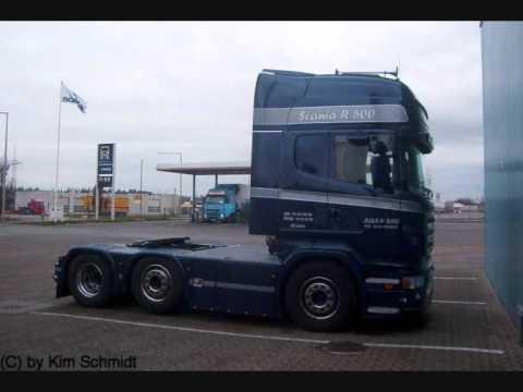 Trucks from Scandinavia