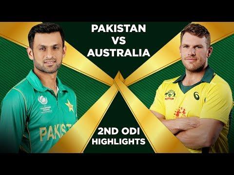 pakistan-vs-australia-2019-|-2nd-odi-|-highlights-|-pcb