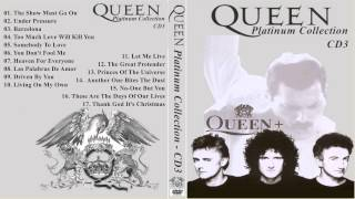 Queen - Platinum Collection (CD3)