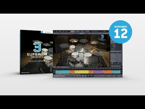 Superior Drummer 3: Introduction