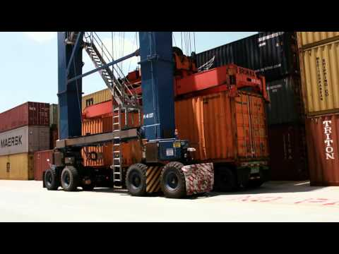 South Carolina Ports Authority - Keeping Freight Moving