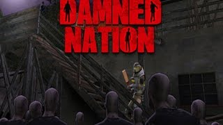 Damned Nation Unity3D • Zombie Games • Mopixie.com