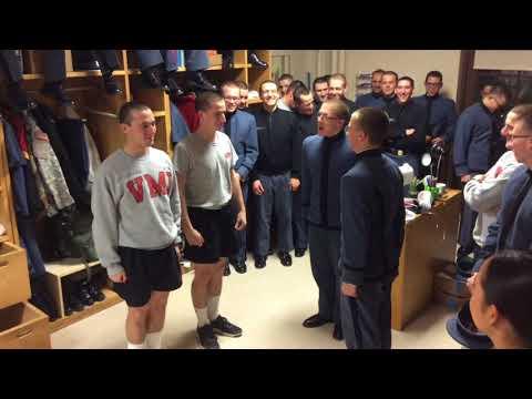 VMI Class of 21   Cadre Impersonation Night-Tiger Echo