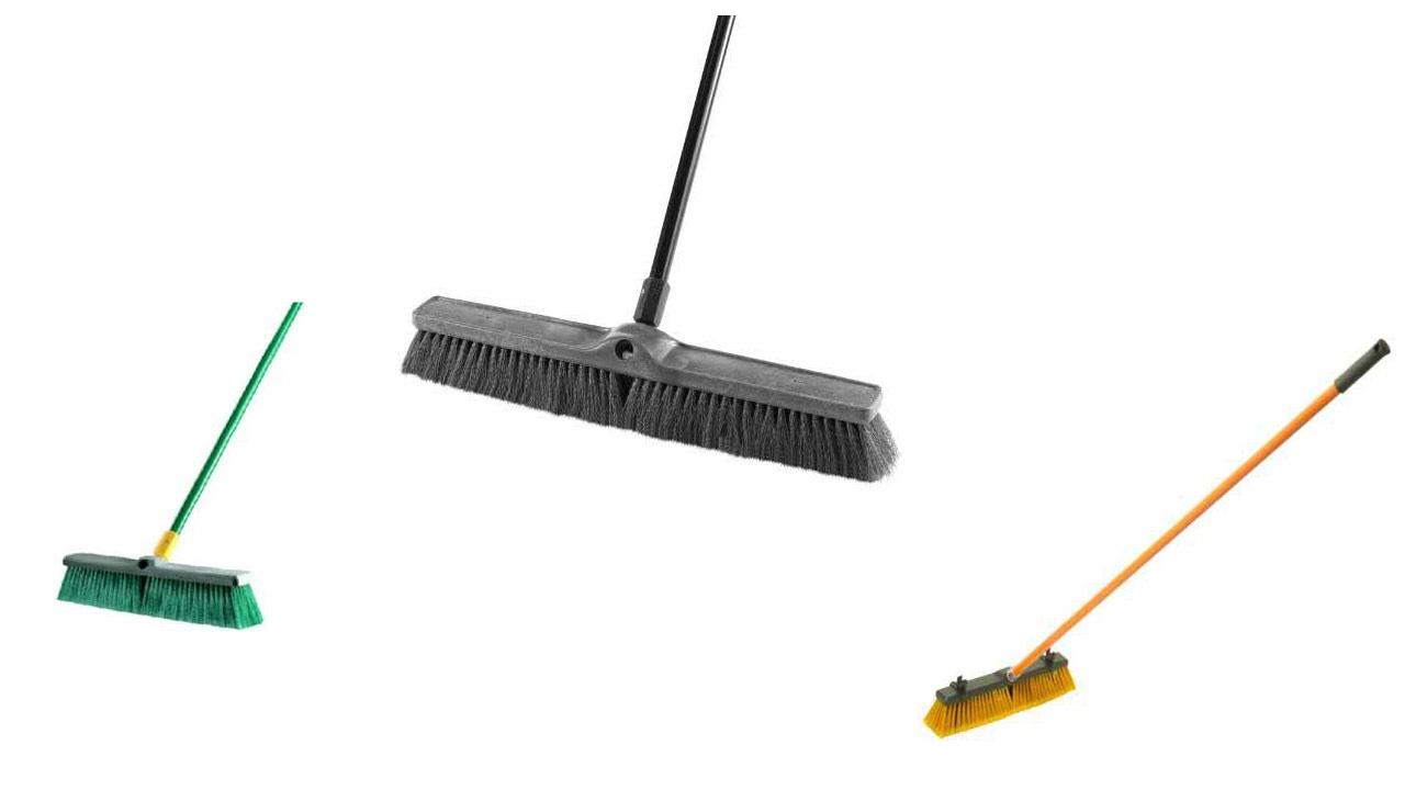 best heavy duty push broom - Push Broom