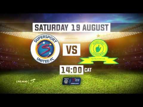 SuperSport United v Mamelodi Sundowns