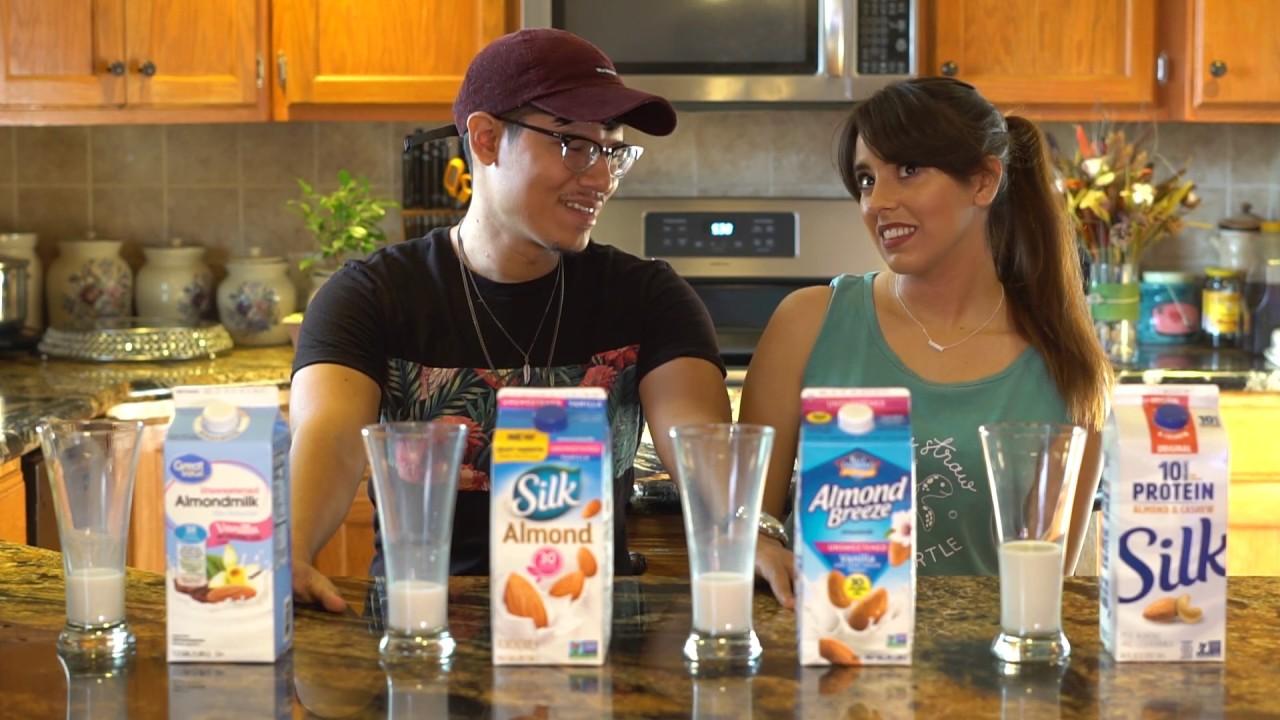 Almond Milk Taste Test | Best Almond Milks at Walmart ...