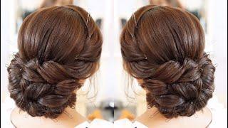 Easy Hairstyles #DIY for woman : ทรงนี้หรูมากกก
