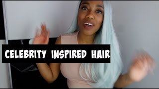 KYLIE JENNER | CELEBRITY INSPIRED WIG REVIEW + CHIT CHAT (Webster Wigs)