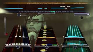 Kirin J Callinan – Big Enough (ft. Alex Cameron) [Rock Band 3 custom]