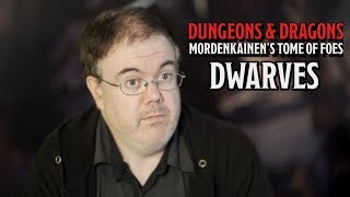 Dwarves in Dungeons & Dragons