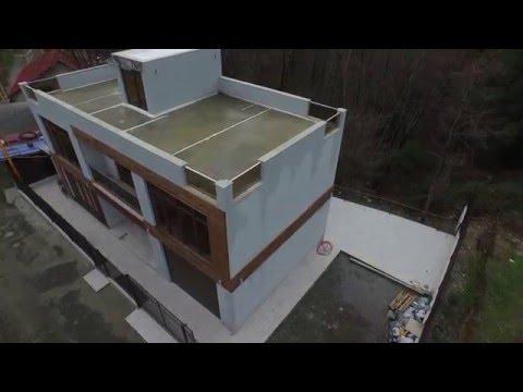 Продажа домов, коттеджей в Сочи: Высокотехнологичный дом в стиле hi-tech