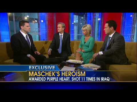 Interview with Iraq War Vet Heckled During Speech