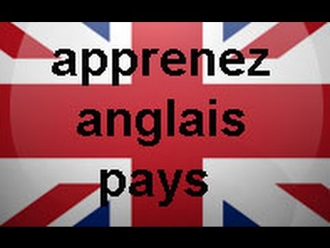 pays en anglais youtube. Black Bedroom Furniture Sets. Home Design Ideas