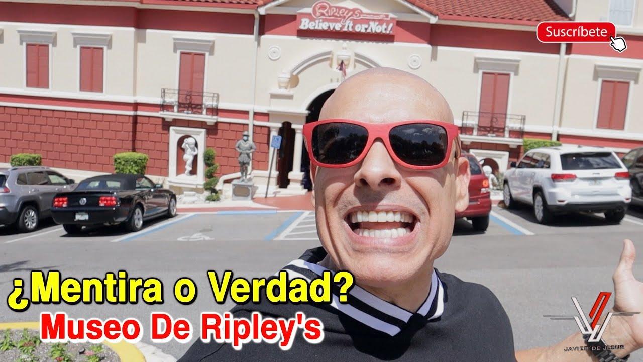 El Museo De Lo Increible - Vlog
