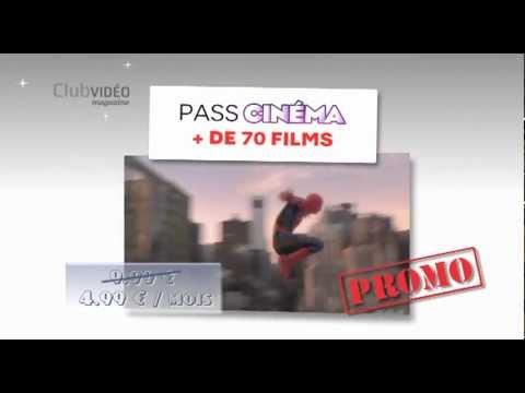 Abonnements VOD - SFR Club Vidéo