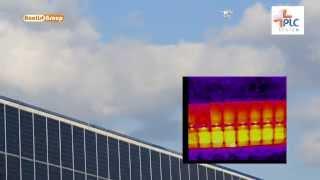 PLC System: Ispezione Pannelli Fotovoltaici con DRONE