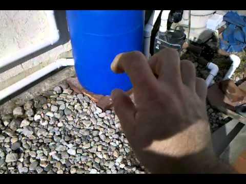 Diy best design for a koi pond filter update youtube for Homemade koi pond filter design