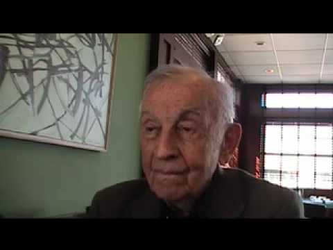 Interview of Sidney Mintz - part one
