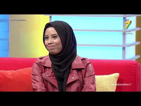 Rahsia Kita - Khai Bahar & Fatin Husna | Feel Good Show 2018