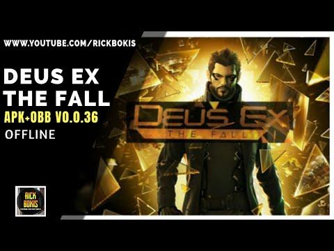 deus ex the fall apk 0.0.36