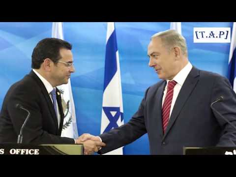 The reason behind Guatemala's decision to move its embassy to Jerusalem.