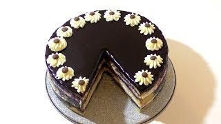 НЕРЕАЛЬНО ВКУСНЫЙ ТОРТ. delicious cake.