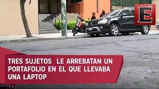 Delincuentes balean a profesor en la Venustiano Carranza por oponerse a asalto
