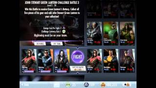Injustice iOS - Getting Prepared For JSGL Challenge!