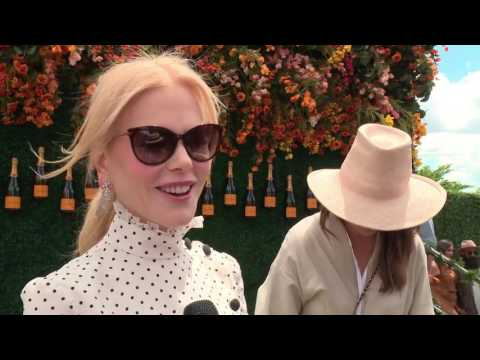 Nicole Kidman, Neil Patrick Harris, Lucy Hale, Luke Evans Nicky Hilton, Red Carpet Polo Classic