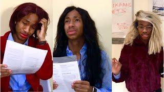 Afrikaans Exams be like - Lasizwe Dambuza
