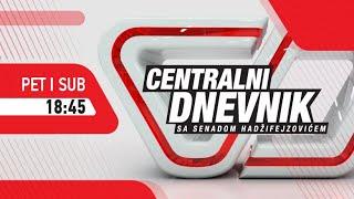 CENTRALNI DNEVNIK - 25. 01. 2020.