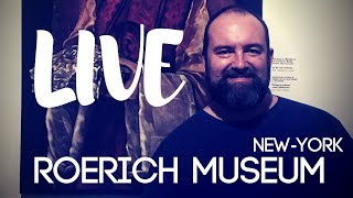 Video Expedition to SHAMBHALA / Roerich museum / New York / LIVE / 2017 download MP3, 3GP, MP4, WEBM, AVI, FLV Mei 2018