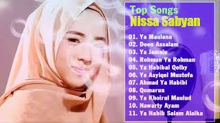 Cover images MAULANA, DEEN ASSALAM - FULL ALBUM SHOLAWAT NISSA SABYAN TERBARU 2019.