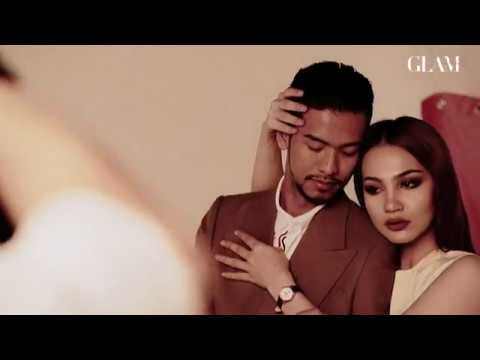 Ernest Borel x GLAM Malaysia Menampilkan Nadia Brian