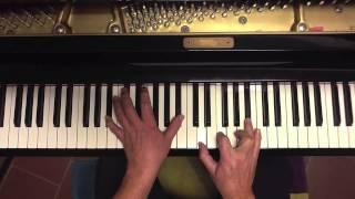 Tutorial piano y voz Mediterráneo (Joan Manuel Serrat)