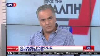 Σκουρλέτης: Πρώτος και με διαφορά θα είναι ο ΣΥΡΙΖΑ