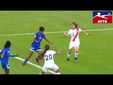 CU20W :HAITI VS COSTA RICA 2018