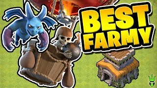 THE BEST TH8 FARMING STRATEGY! - Fix That TH8 - Clash of Clans