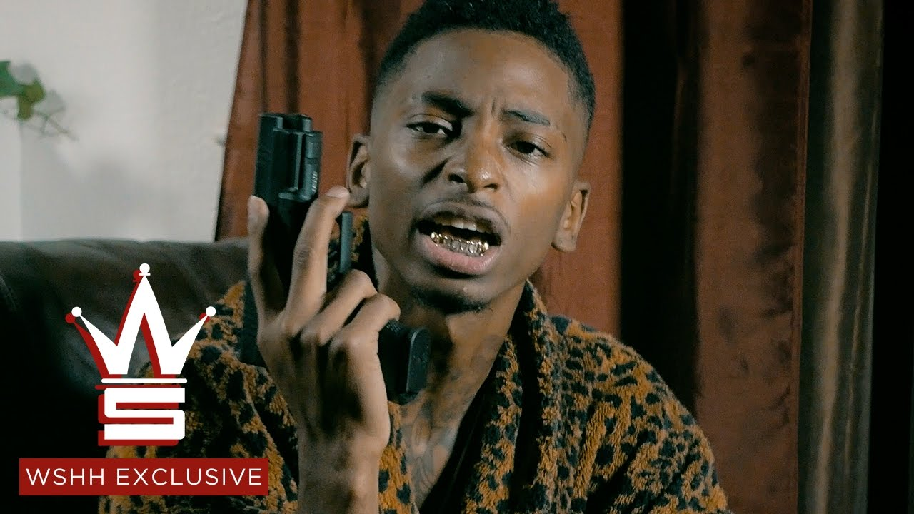 "22 Savage ""Black Opps"" (21 Savage Diss) (Official Music Video)"