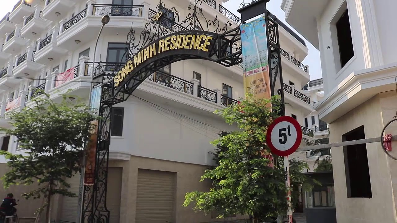 Nhà Phố Quận 12   Song Minh Residence Thới An Q12