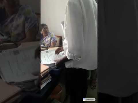 Madurai bribe video