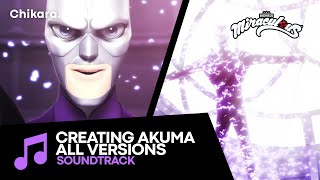 MIRACULOUS | SOUNDTRACK: Fly, My Little Akuma! [ALL THE VERSIONS]
