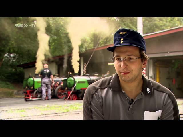 Die Killesbergbahn. Tazzelwurm, Blitzschwoab und Springerle