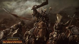 Total War: Warhammer #01 - За орков на легендарной сложности