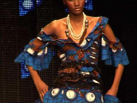 African style gets runway relook