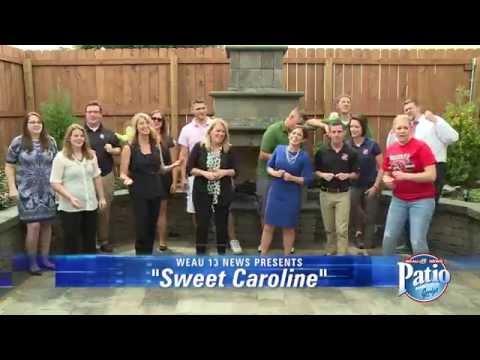 WEAU 13 NEWS - #ParkinsongChallenge
