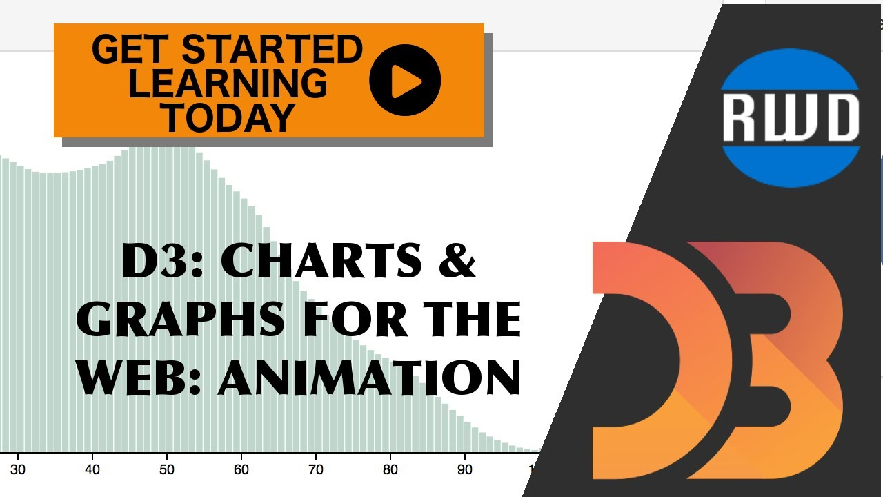 D3: Graphs and Charts for the web using Javascript - Animation
